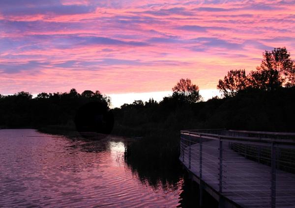 Sunrise Scene by manicam
