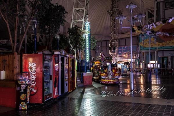 Ghostly Arcades by Carl_Gough