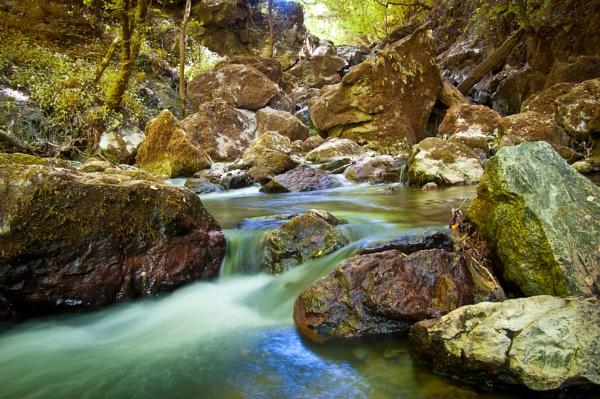 Glenspray Falls by marcun