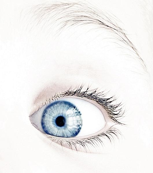 High key eye by Alda