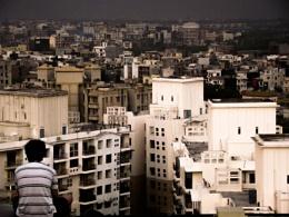 The Urban Isolation