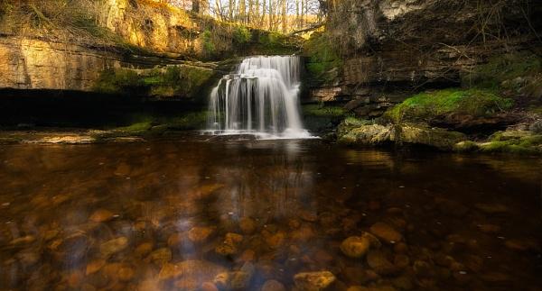 Cauldron Falls by Chant57