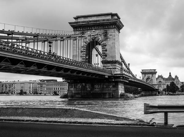 Budapest Bridge by carter_andrew