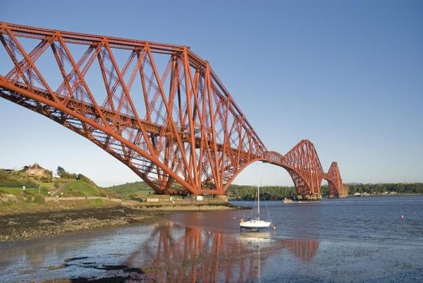 Forth rail bridge by Alex_M