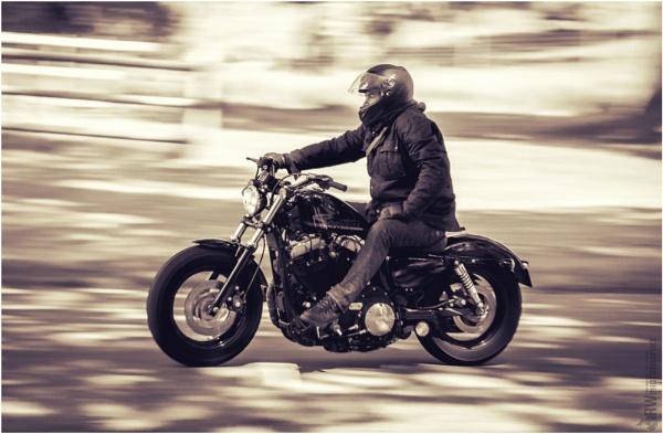Harley Davidson (Sportster)