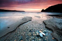 Abereiddy Beach
