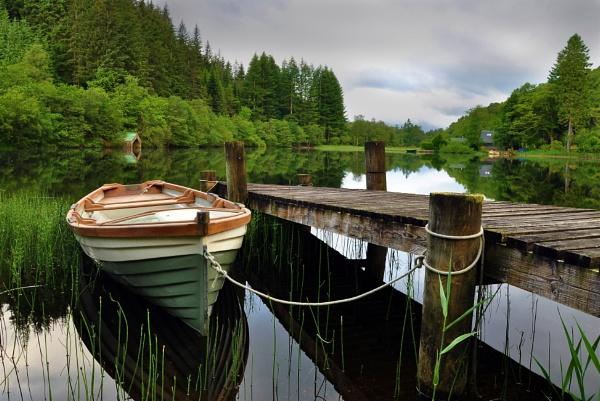 Loch Ard by wulsy