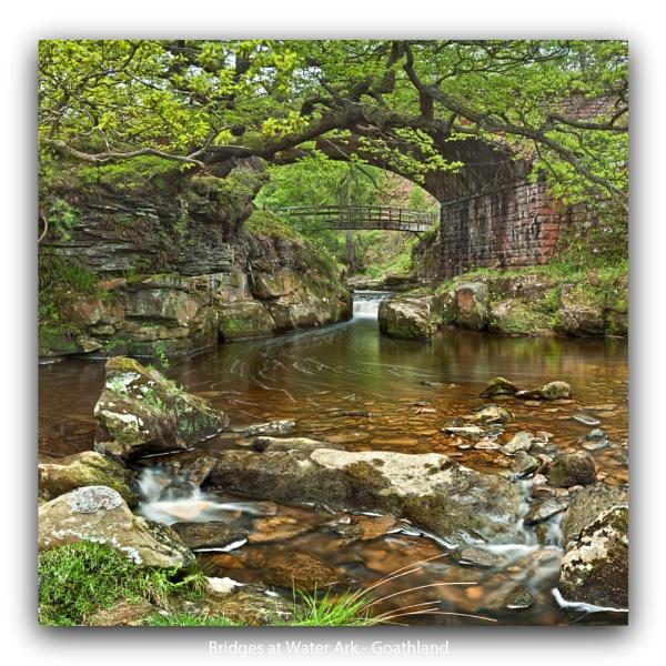 Water Ark bridges at Goathland by YorkshireSam