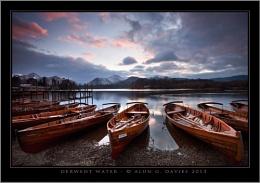 Evening on Derwent Water