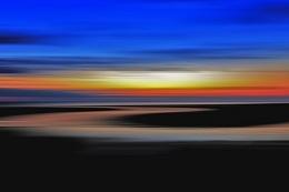 Ebbing Sunset