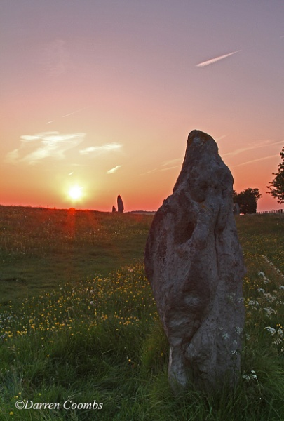 Avebury Sunset by bailey73