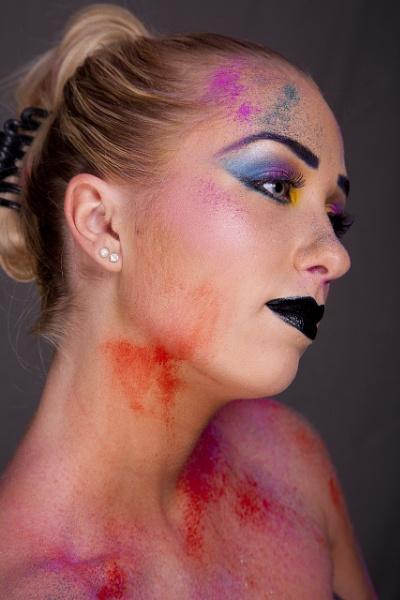 Make Up 2 by SteveBaz