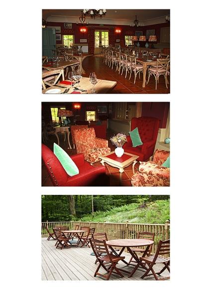 Woodlands Restaurant in Dumfries House Gardens by Irishkate