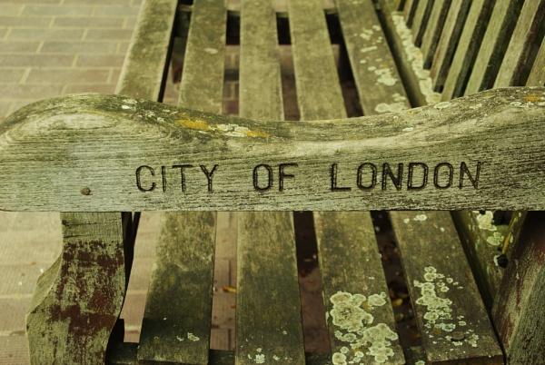 City of London by Chinga
