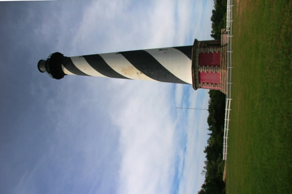 Hatteras Lighthouse by shadow18