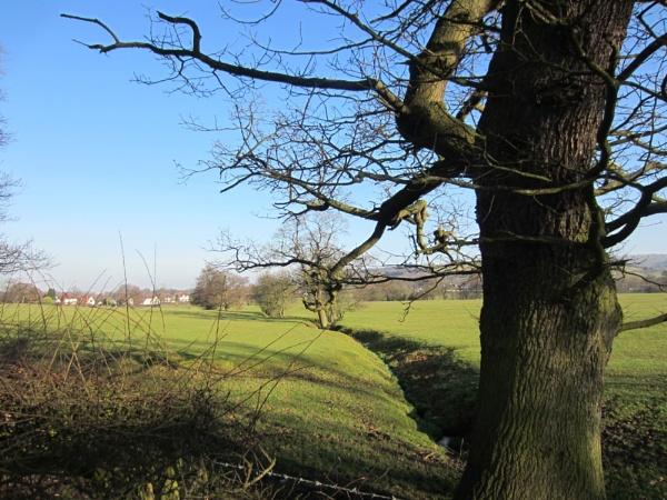 Sutton village Cheshire by dixy