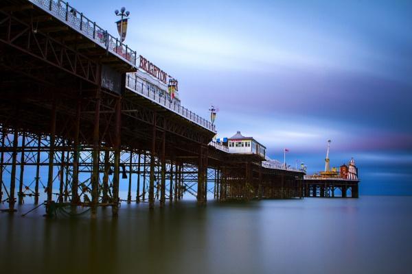 Brighton pier by bigstorks