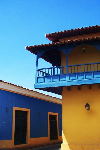 El Balcon de Bolivar by Potra