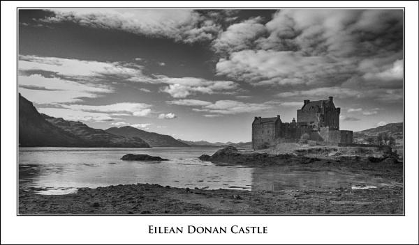 Eilean Donan Castle by Precious_Eli