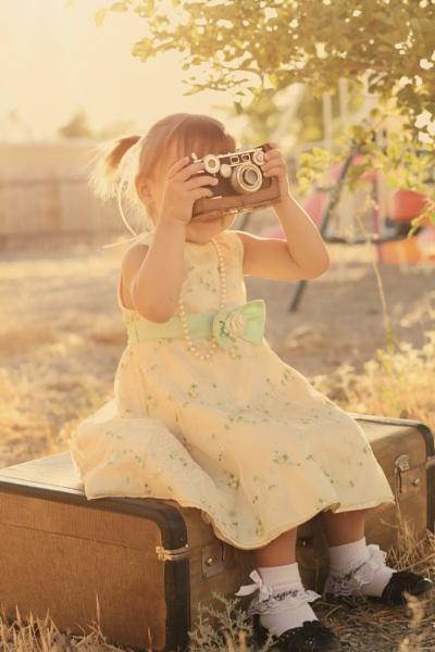 A little girls dream by Brandiesuarez