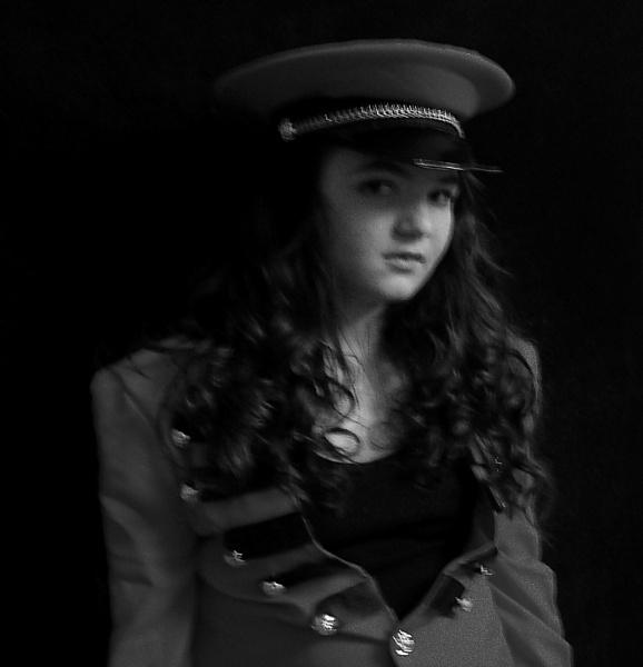 attitude in a hat ....