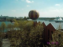 Euro Disney Balloon.