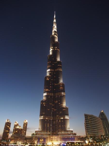 Burj Khalifa by Jo_Gruen