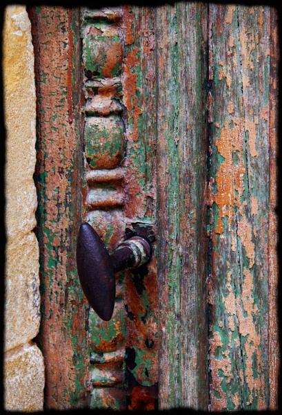 Doorknob by ChrisOs