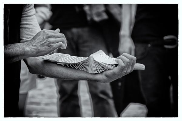Street Magic by PhilNewberry