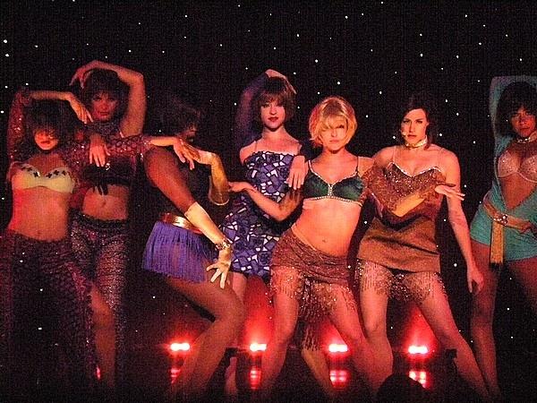 Sexy Showgirls ! by cameraboy