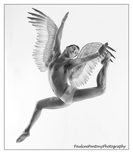 I Believe in Angels by pentony