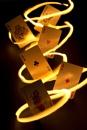 Jokers Burning Hand by Fearny