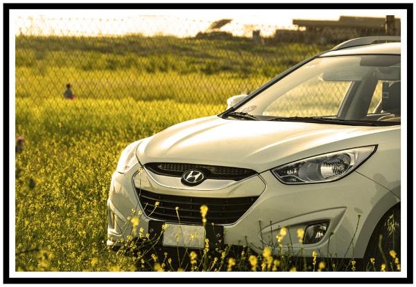 Hyundai - Tucson by TheDreamSeeker