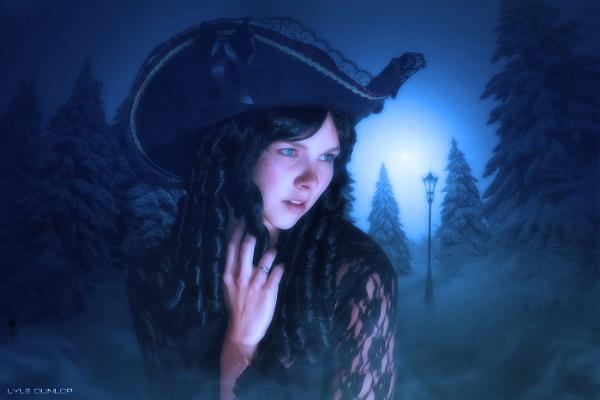 Winter Twilight by mapper