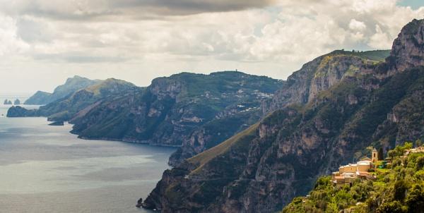 Nocelle & Sorrento Peninsula, Italy by antonye