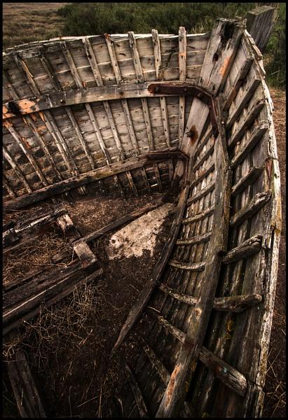 That boat again....... by Niknut