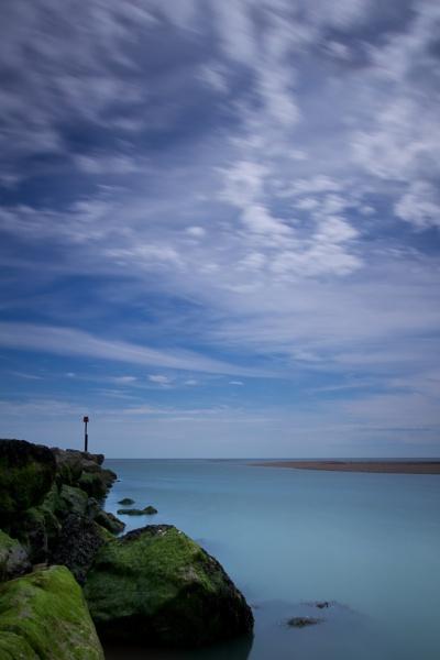 Pagham Lagoon by marktc