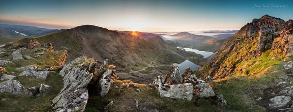 Snowdon Horseshoe by jamesgrant