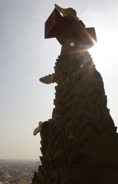 Sagrada Familia by AbbyMosh