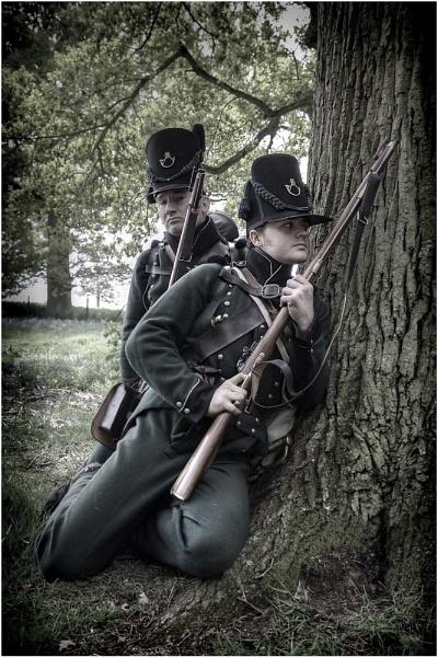 Rifles by KevSB