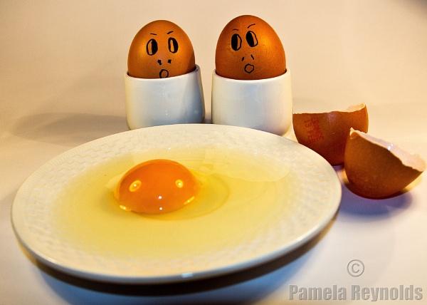 My Breakfast by pamreynolds