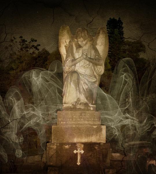 Guardian Angel by OzzyApple