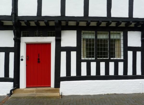 Red Door by Philip_H