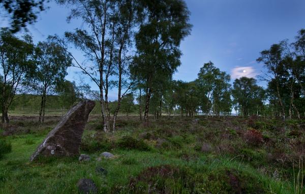 Standing Stone Solstice by Trevhas