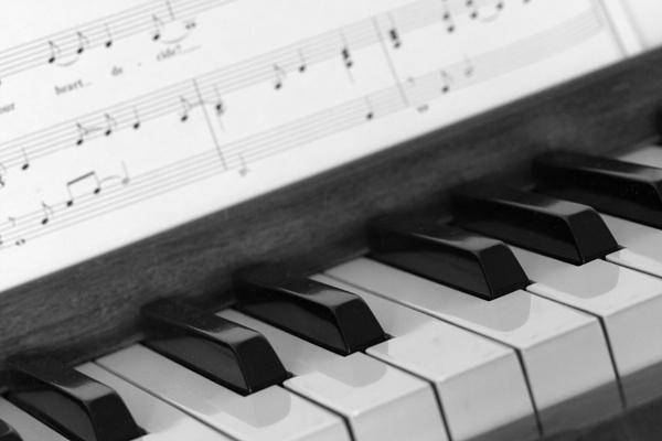 Keys & Notes by Tigger1