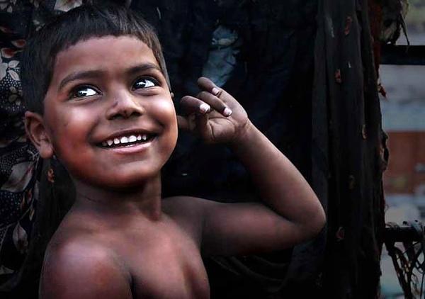 cute smile by saha
