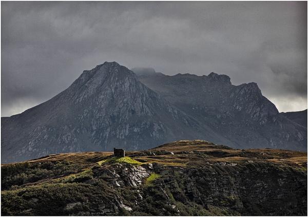 Varrich Castle... by Scottishlandscapes