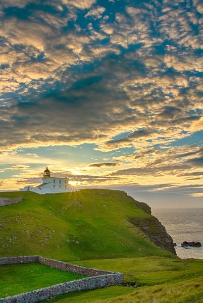 Lighthouse, Point of Stoer, Scotland by Colin_Leslie