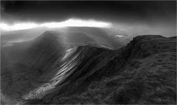 Mono Moods of the beacons by Alan_Coles