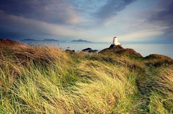 Ynys Llanddwyn by Alfoto